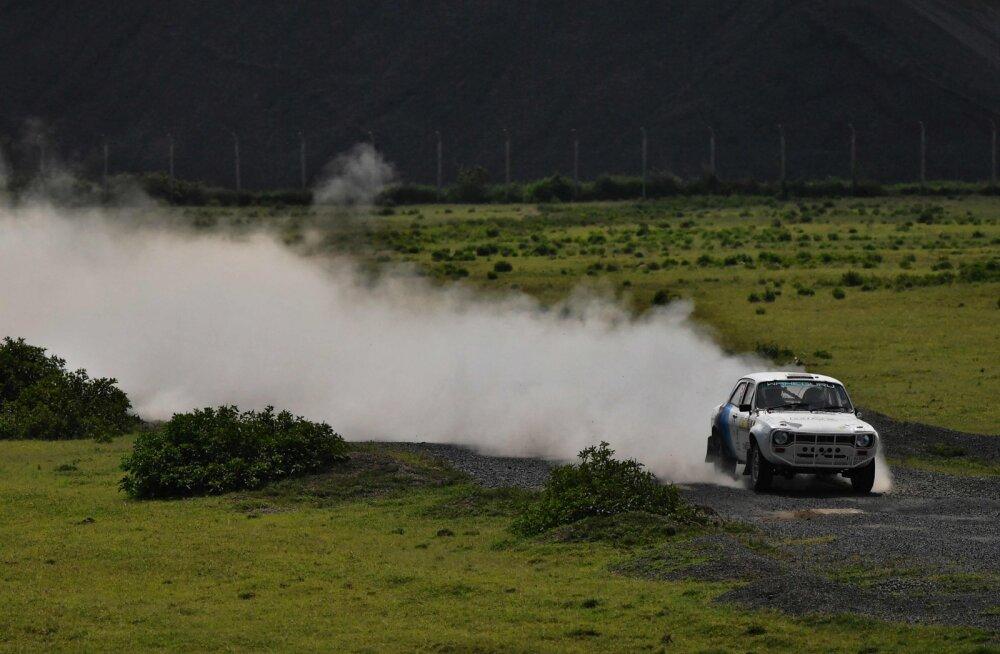 AMETLIK   Kauaoodatud Safari ralli naasmine WRC sarja lükkub edasi