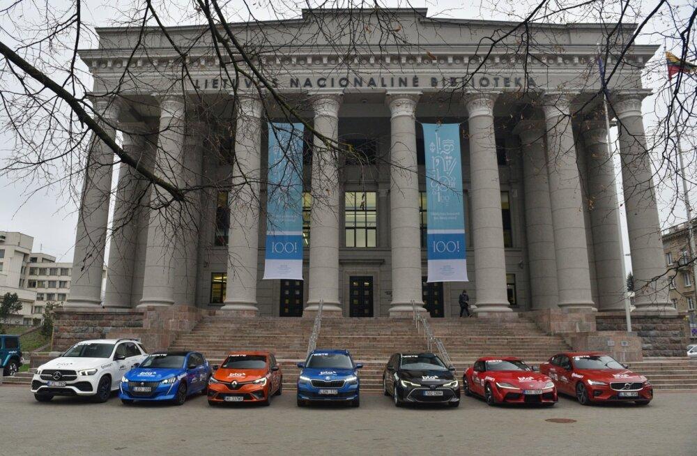 Aasta autode valimiste kõrghetk: millised autod on tänavu meie naabrite soosingus?