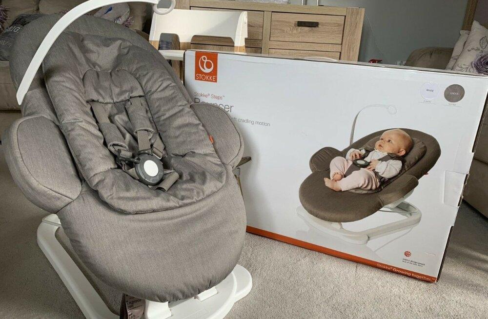 Amet hoatab ohtlike toodete eest - kaks Stokke väikelaste tooli võivad olla ohtlikud