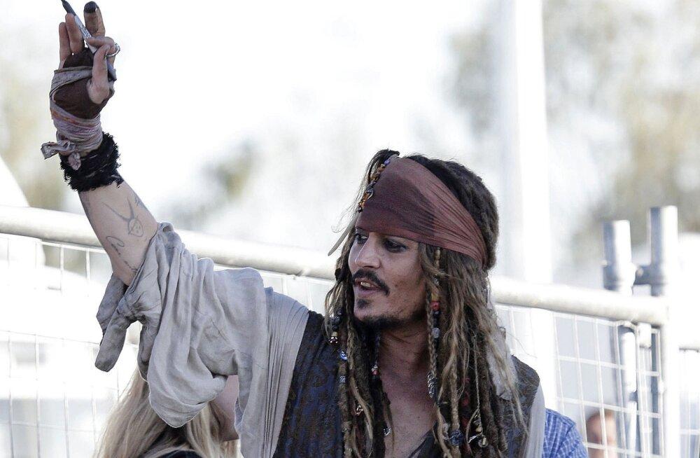 """Põnev! Vaata, millised """"Kariibi mere piraatide"""" osatäitjad päriselus ja kuidas on nad aastate jooksul muutunud"""