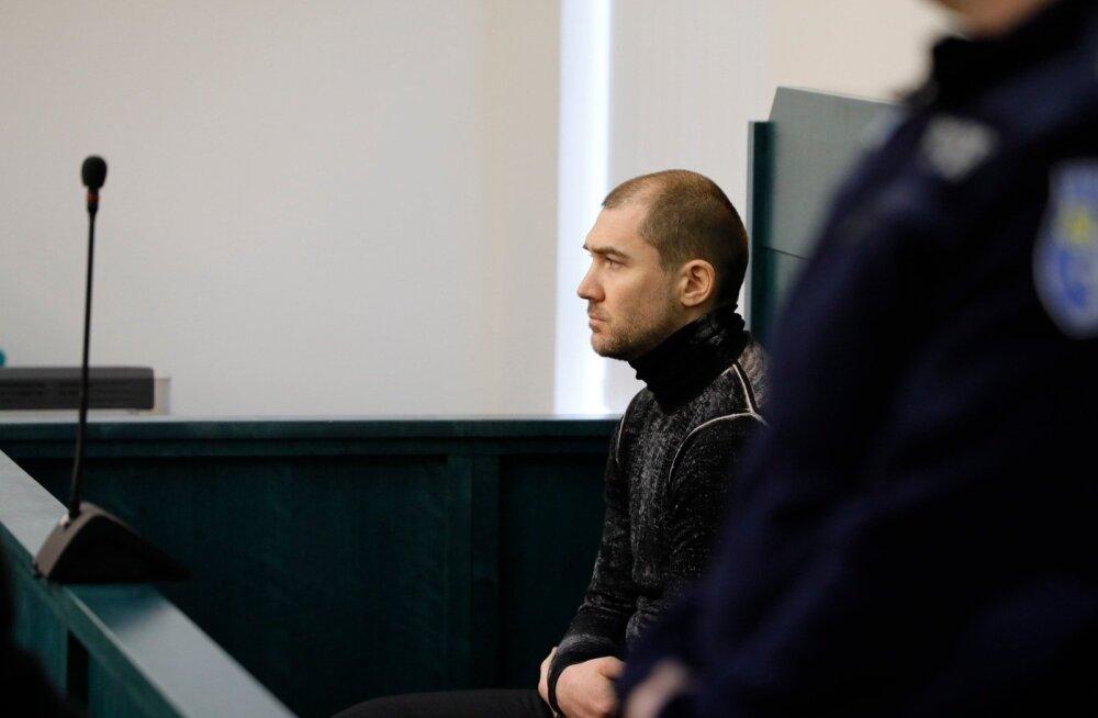 ФОТО DELFI: Убийца Таранкова признал себя виновным