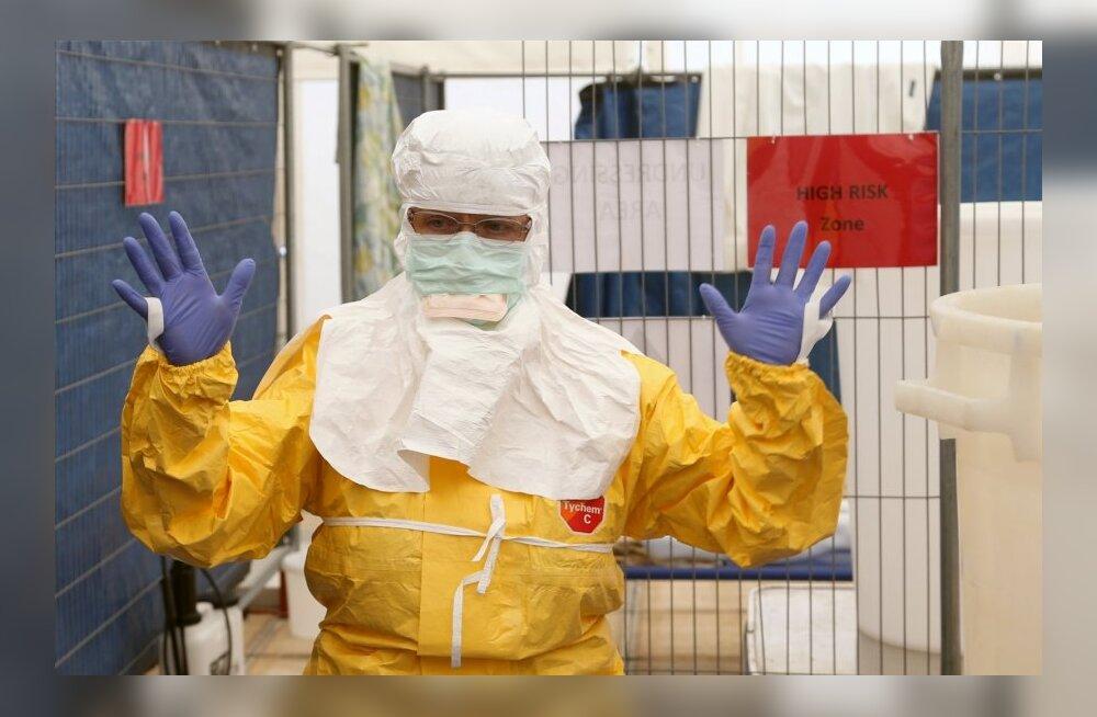 Taani haiglas uuritakse ebolakahtlusega patsienti