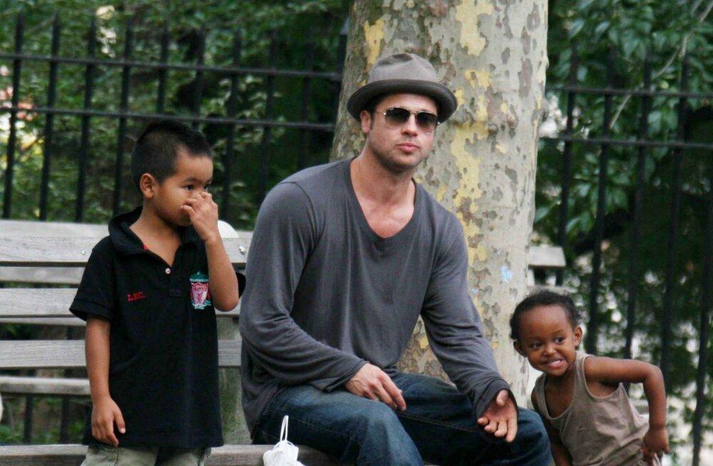 SELGE PILT: Brad Pitti vastu esitatud süüdistused oma laste väärkohtlemises ei vasta tõele