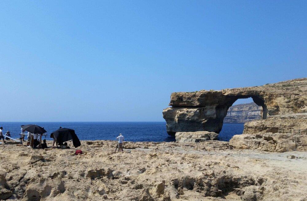 Maltalaste südamed on murtud: torm lõhkus ilmakuulsa maamärgi ja rahvusliku uhkuse
