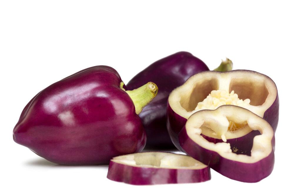 Paprika, mis sobib igal aastal ostukorvi