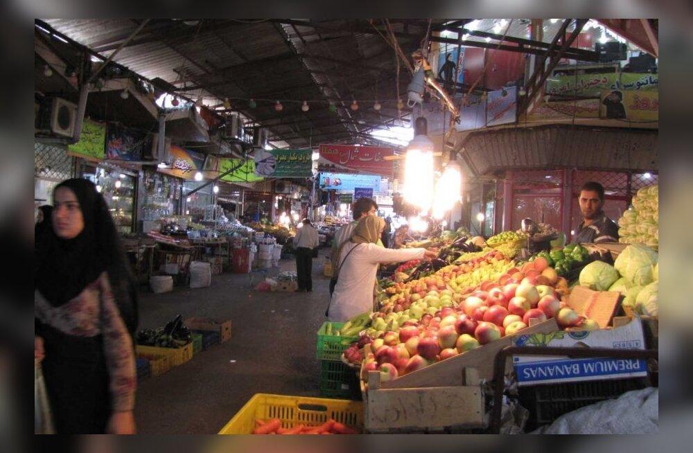 Iraani on tabanud turismitsunami