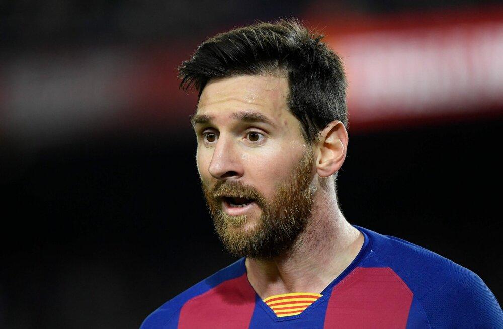 Barcelonas käärib? Lionel Messi kritiseeris avalikult klubi juhti