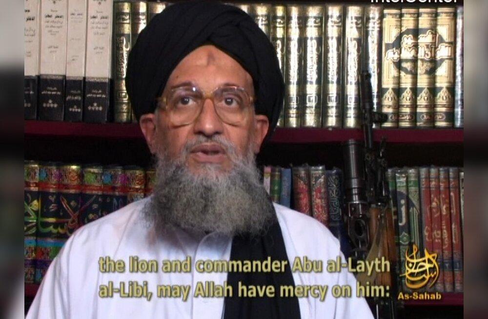 Bin Ladeni järglaseks saab tema nõunik Ayman al-Zawahri