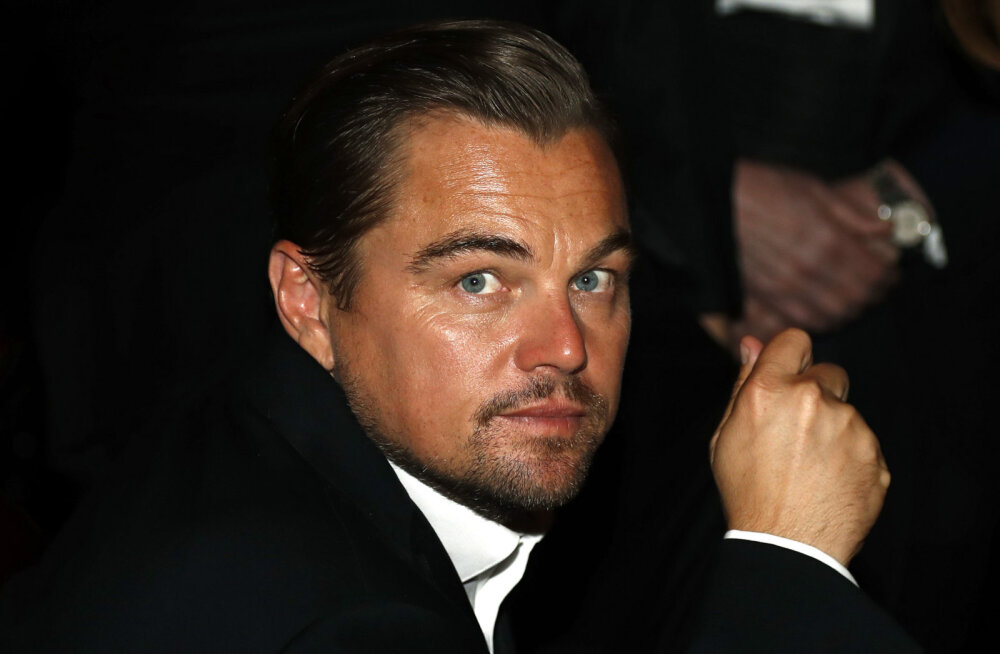 New Yorgi turist küsis teed Leonardo DiCapriolt