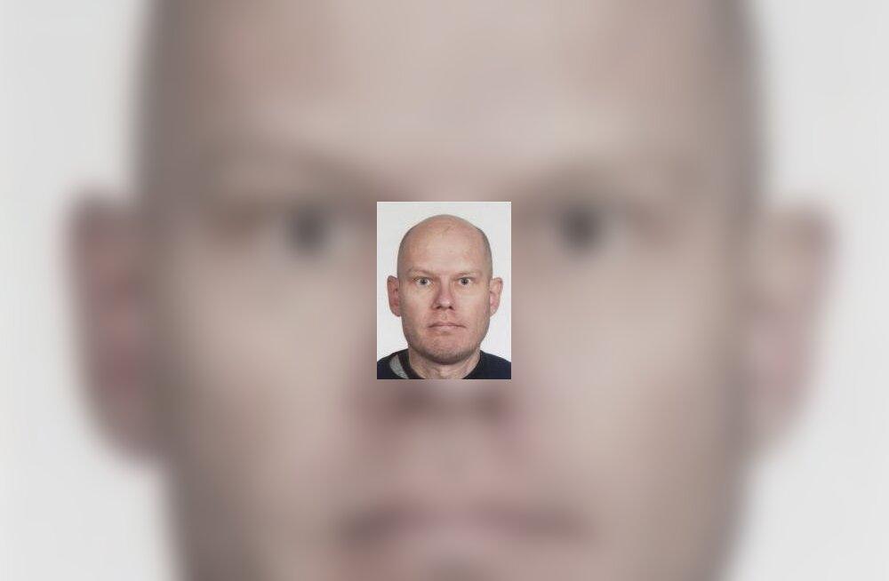 Politsei otsib Järvamaal mai lõpus kadunuks jäänud 48-aastast Ivarit