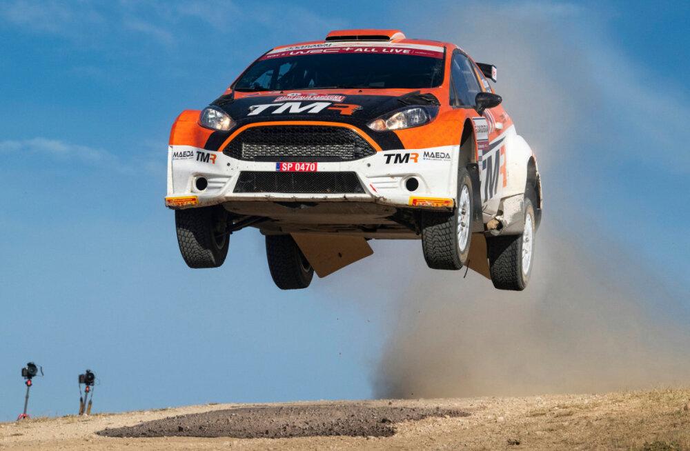 Tommi Mäkineni hoolealune stardib Rally Estonial uue Ford Fiestaga