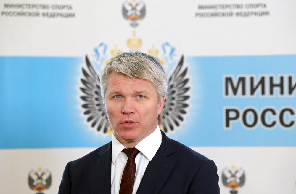 Venemaa spordiminister Pavel Kolobkov