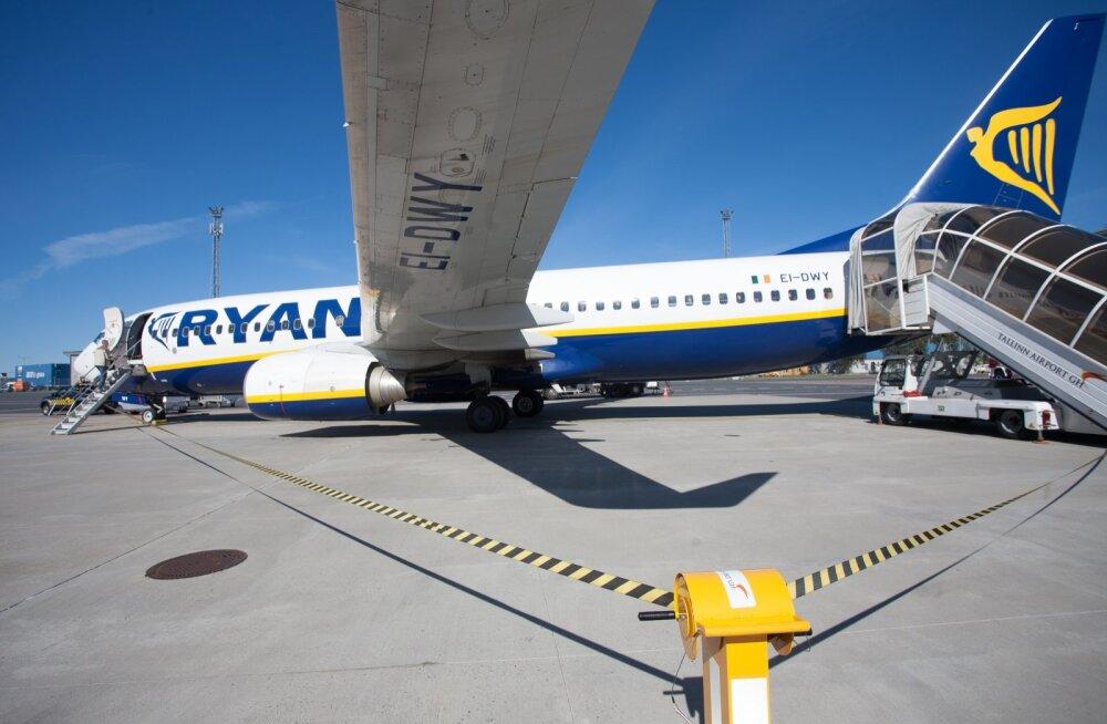 ВИДЕО   Самолет авиакомпании Ryanair загорелся в воздухе: салон затянуло дымом, у пассажиров началась паника