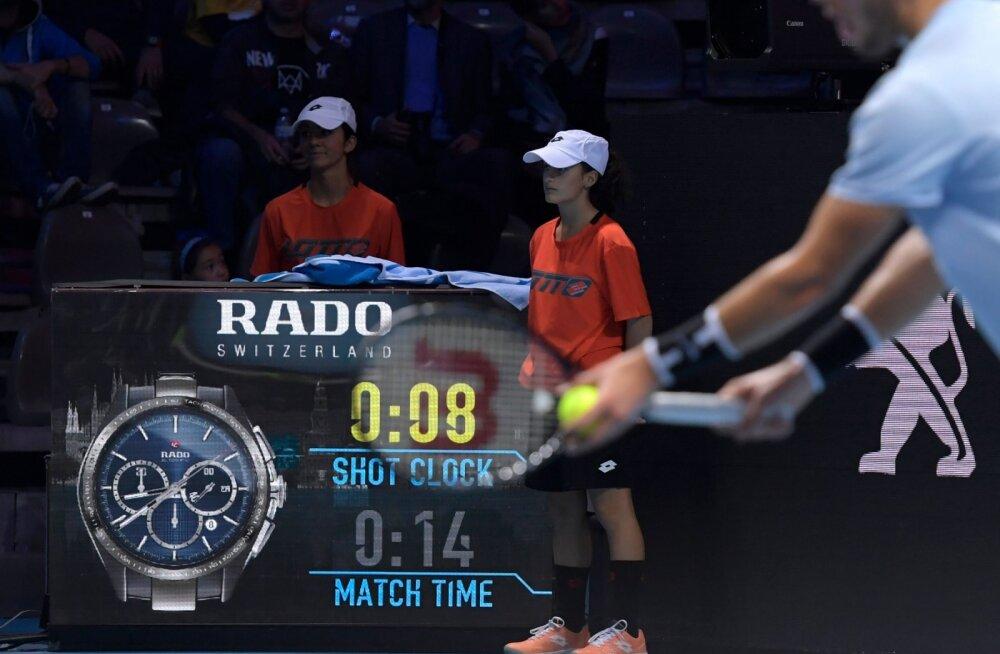 Australian Openil võetakse kasutusele reeglimuudatus
