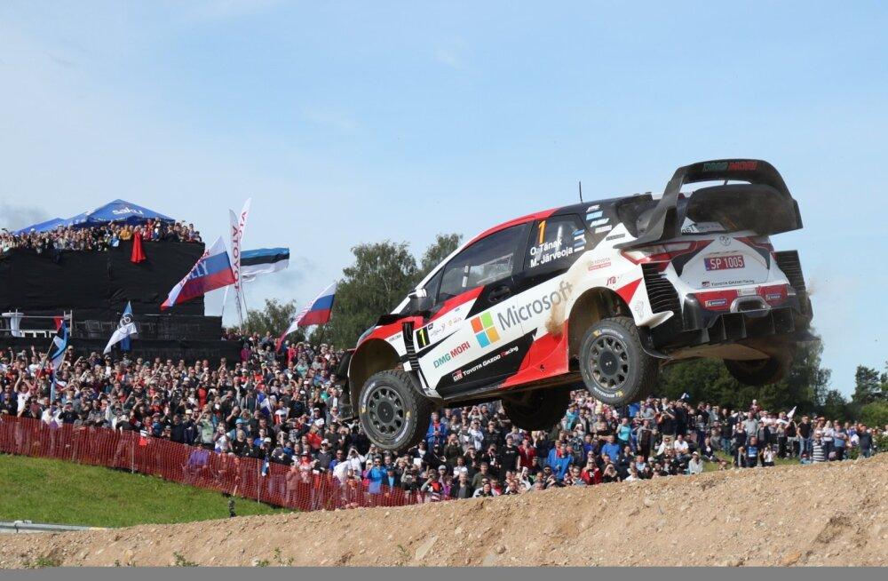 Raha pärast tekkinud tüli võib tähendada Rally Estonia lõppu