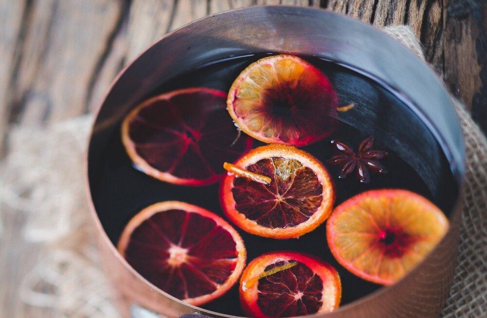 Pane oma kodu lõhnama pühadehõnguliselt, kasutades selleks olemasolevaid naturaalseid vahendeid