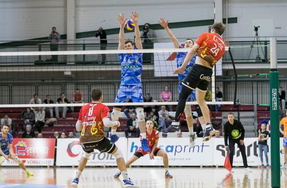 Selver vs Pärnu