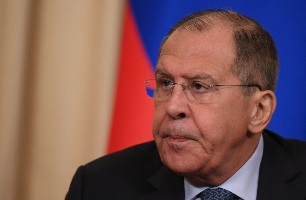 Lavrov: pingete kruttimine võib viia punkti läbimiseni, kust tagasitulekut ei ole