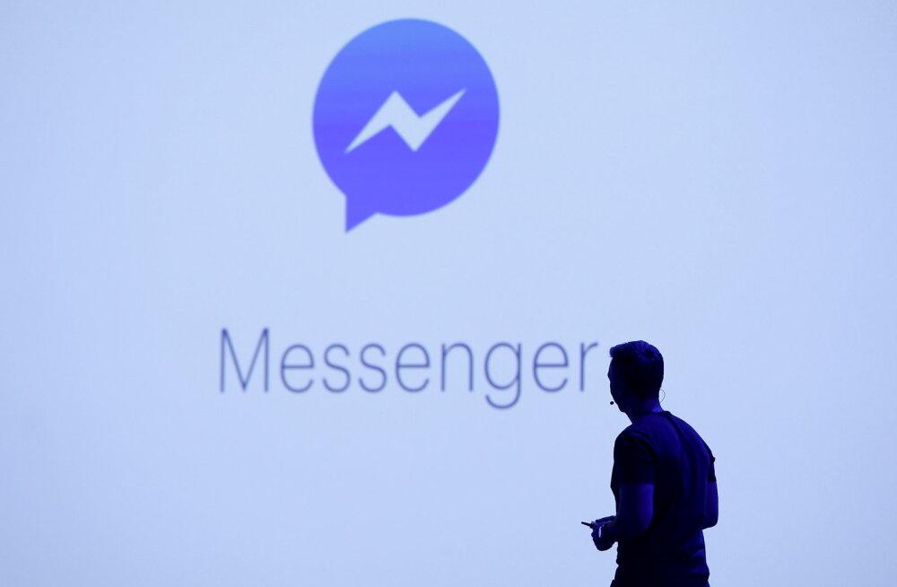 Facebooki uus muudatus võtab kasutajatelt igasuguse valikuvõimaluse