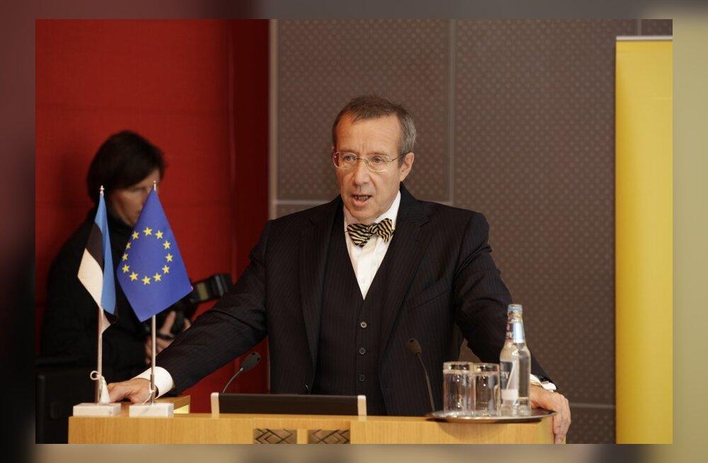 President: Eestil tuleb vajadusel oma põllumeeste kaitseks kohtusse minna