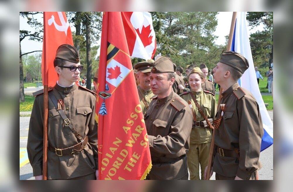 Toronto venelased tähistasid võidupüha