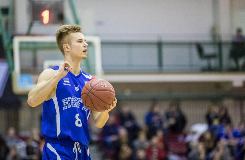 Eesti - Soome U18 koondiste otsustav mäng Baltic Sea Cupil