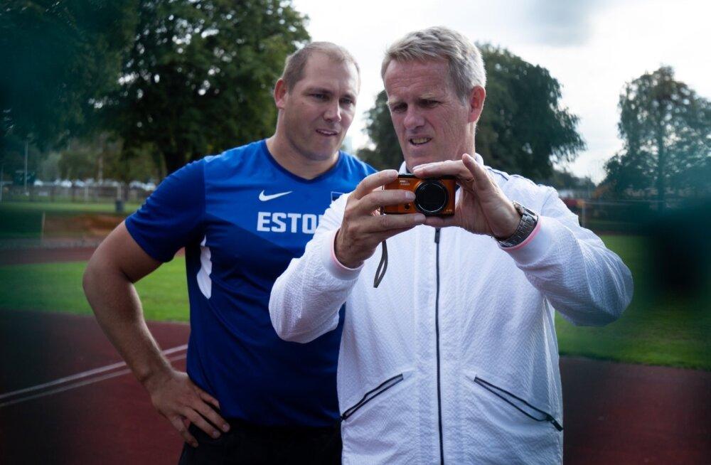 Gerd Kanter ja Vesteinn Hafsteinsson