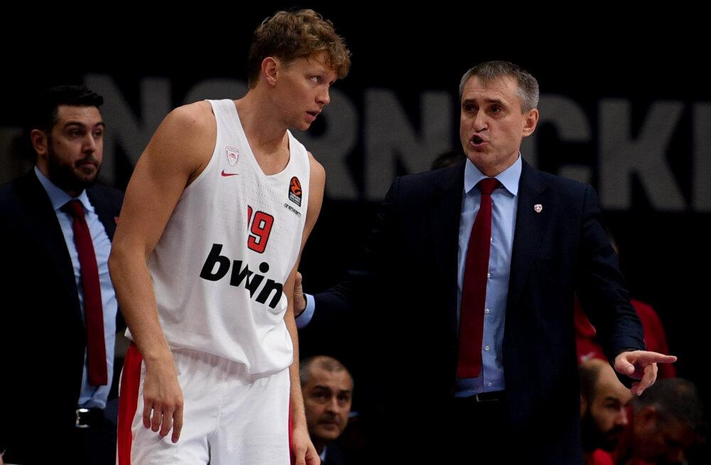 Kalev/Cramo Ühisliiga järgmine vastane palkas endise Leedu NBA-mehe