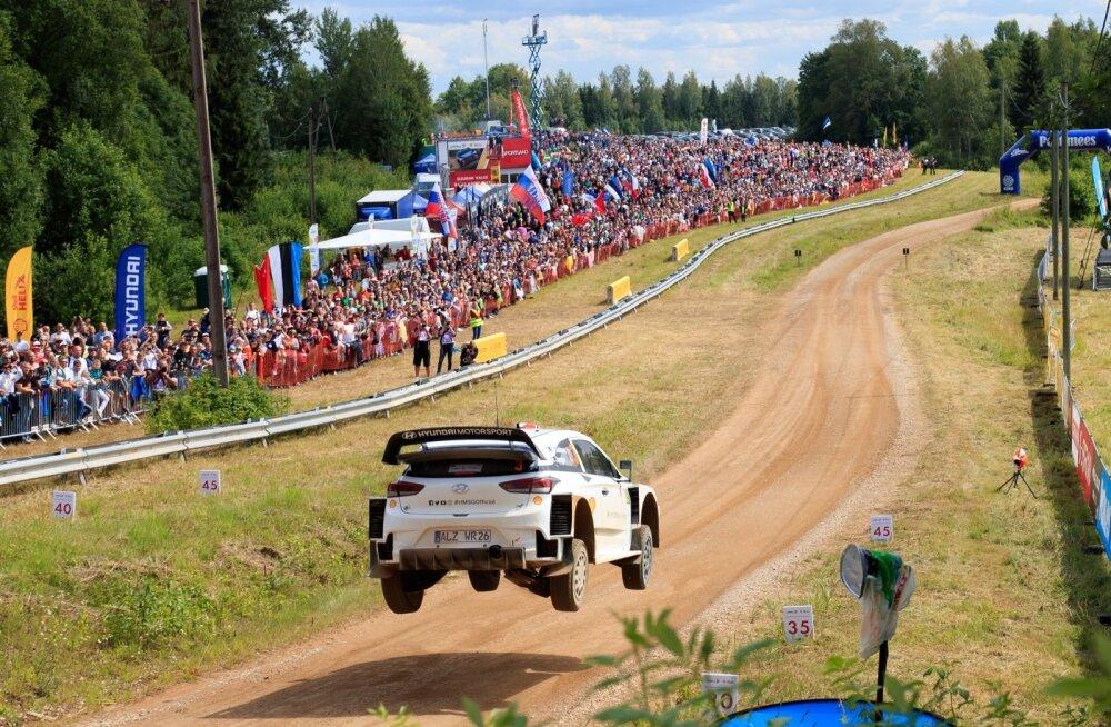 Rally Estonial, kui sellest saab MM-etapp, publikupuudust karta ei tuleks.