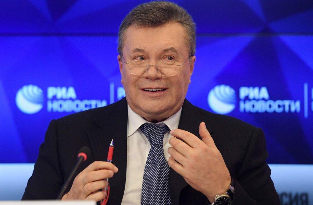 Суд ЕС частично отменил санкции против Януковича
