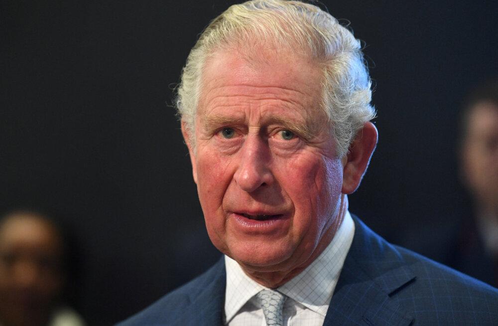 Koroonaviirusesse nakatus Suurbritannia troonipärija prints Charles