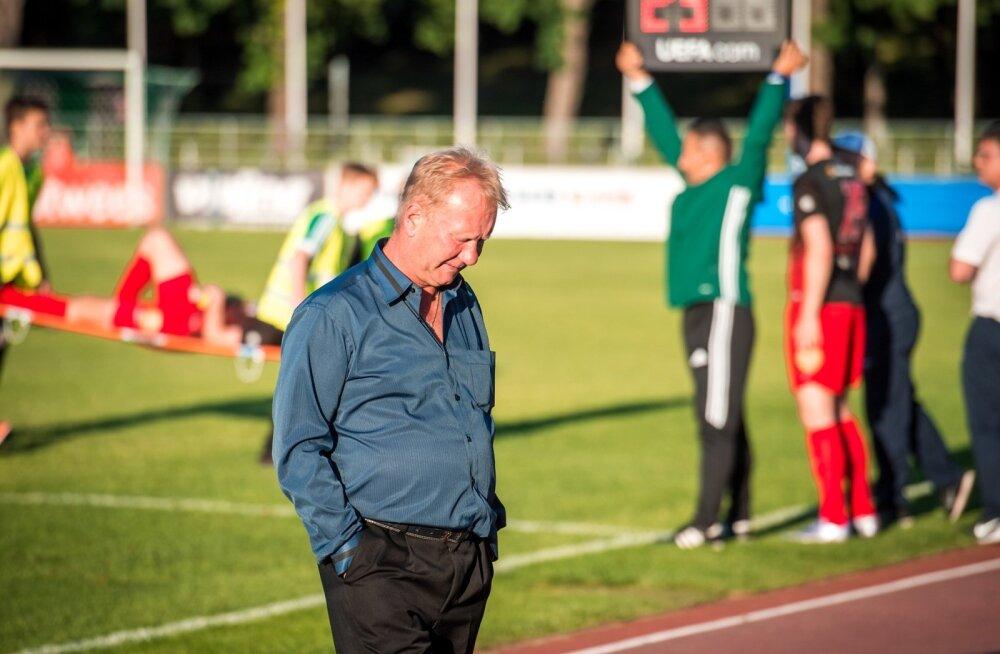 Euroopa liiga: Tallinna Levadia - HB Torshavn
