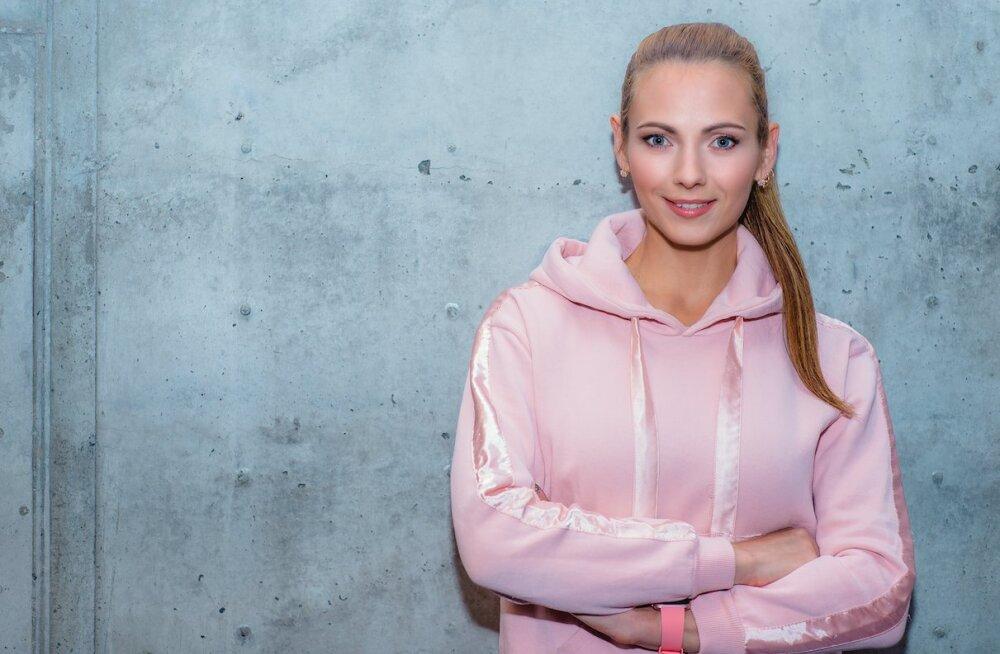 Magnus Kirdi õe Kirke suur elumuutus: 15-aastaselt kaalus ta 105 kg, nüüd on tegu sportliku rühmatreeneriga