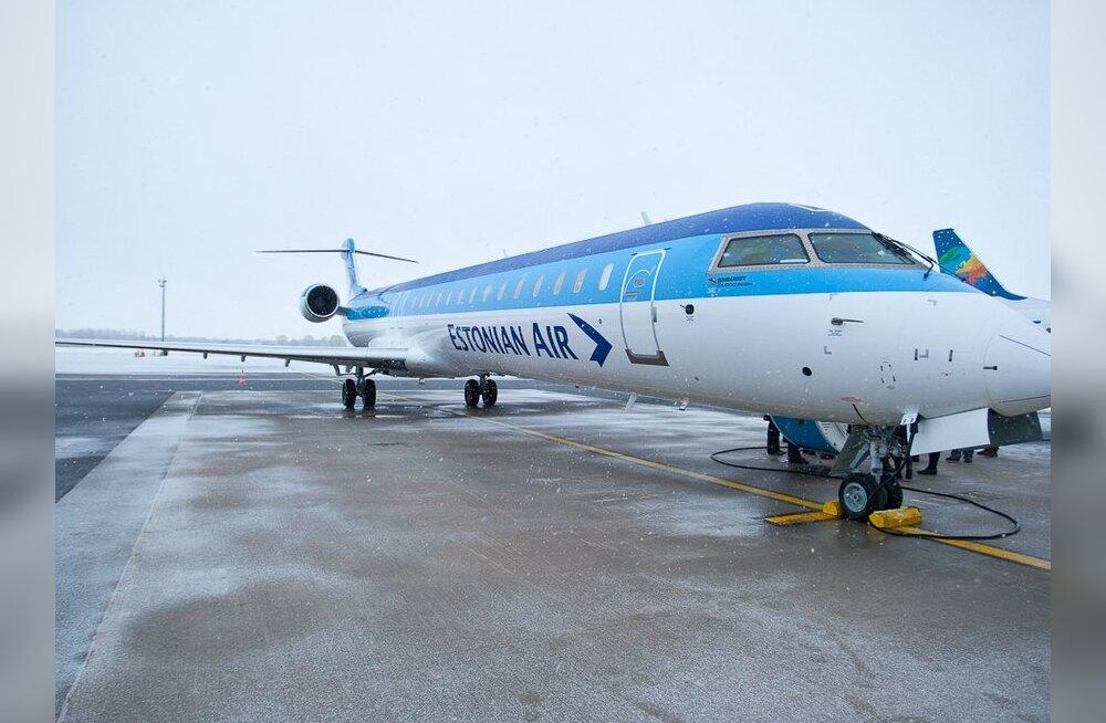 Estonian Air saab teise uue lennuki