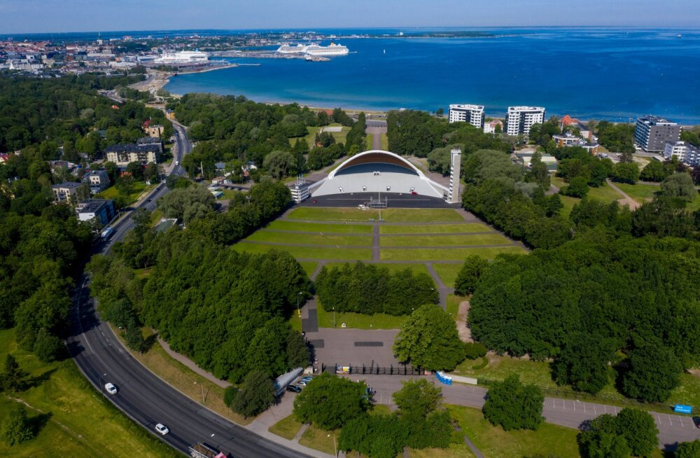 Музей народного фронта разместится в просторных помещениях Певческого поля