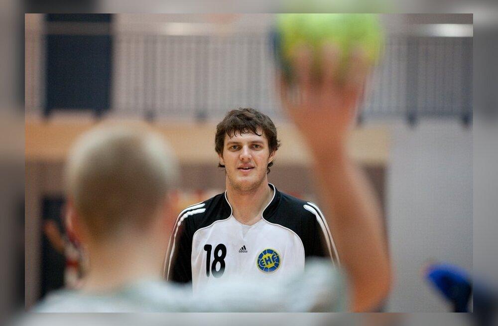 Eesti käsipallurid välismaal: Patraili klubile võit ja kaotus, Mägi on endiselt hoos