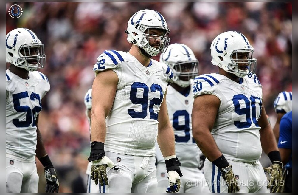 Traditsioon jätkus: Hunt ja Colts juhtisid, kuid kaotasid