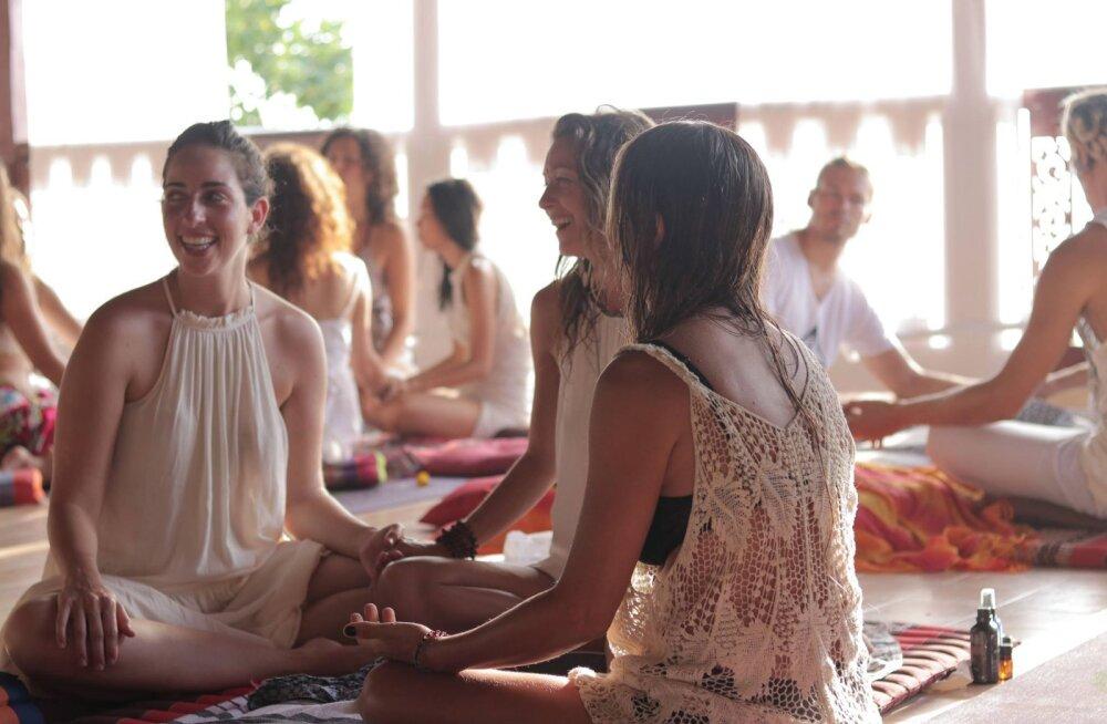 Tantra aitab mõistust südamega tasakaalus hoida