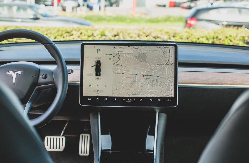 Toetusega ostetud e-autode GPS-jälgimisseade on tavaelus kasutu