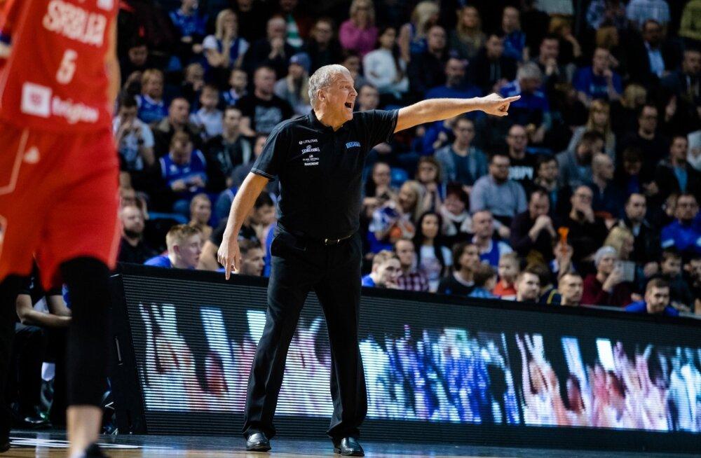 Esialgu on lahtine, kas Tiit Sokk jätkab Eesti korvpallikoondise peatreenerina või otsitakse sellele kohale uus inimene.