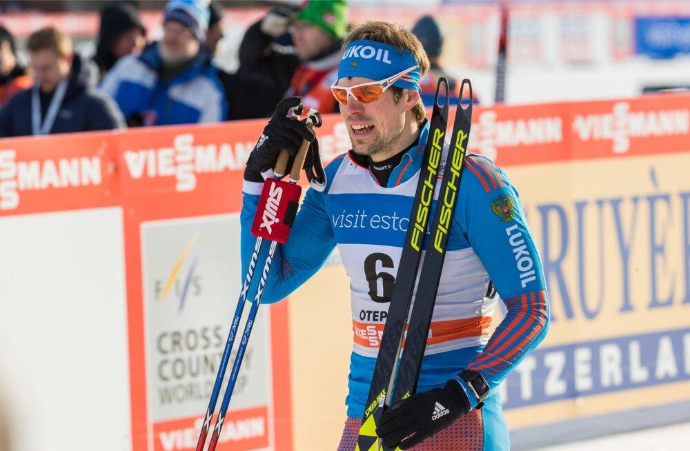 Otepää MK 2017 sprint meeste finaal