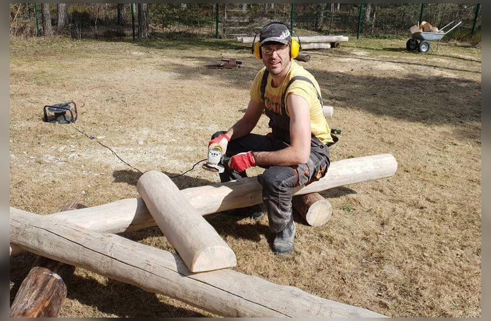 """Nobenäpp Rainer Vakra tegeleb nüüd puutööga: """"Äri võib püsti panna küll!"""""""