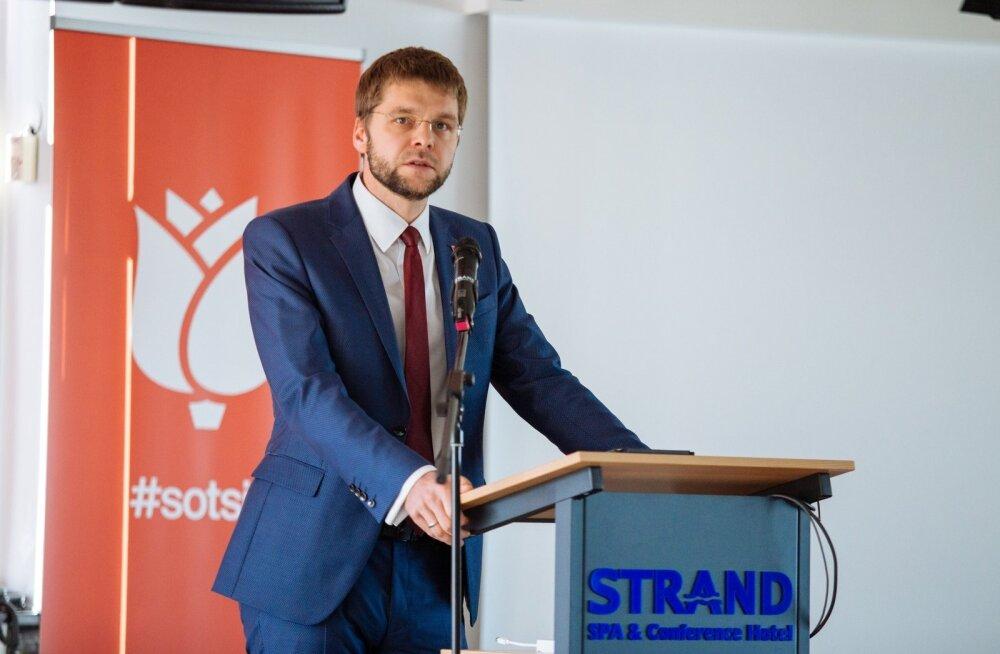 SDE Pärnu volikogu