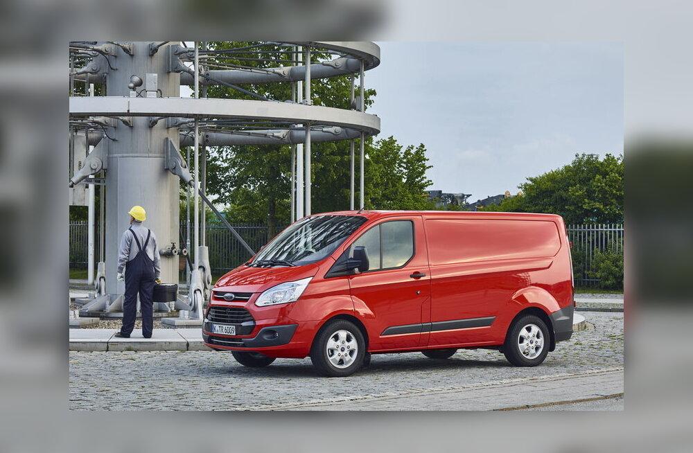 WhatCari proovisõit: võimsama südamega Ford Transit