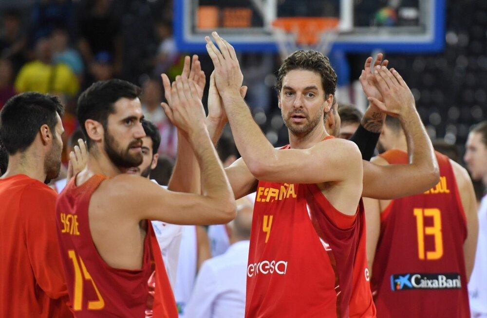 Alagrupimängude järel on EM-i suurimaks soosikuks Hispaania.
