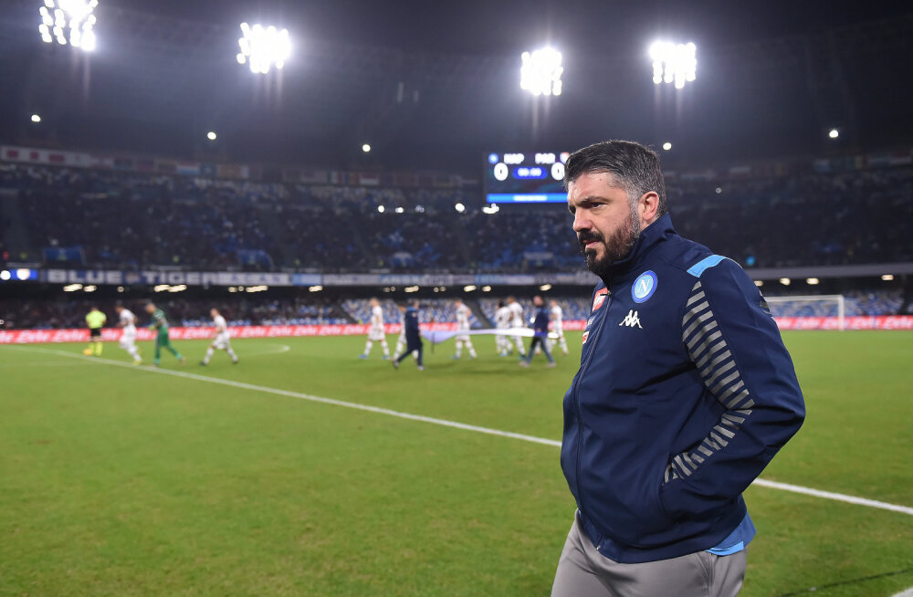 AC Milani legendi debüüt Napoli eesotsas lõppes kaotusega, Itaalia hiiu võidupõud jätkub