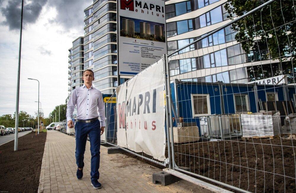 Mapri Ehituse tegevjuht Tarmo Roos kinnitab, et töötajaid tuleb kaasata ja usaldada ning anda neile vastutus.