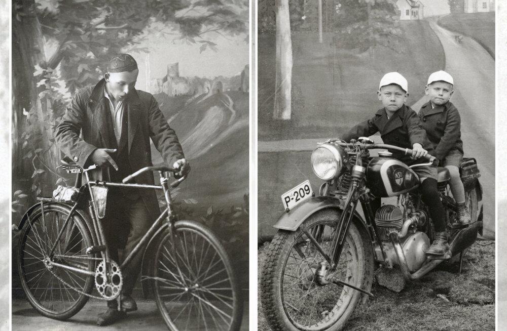 Kuidas Eesti reisifotograafid vanasti ringi sõitsid