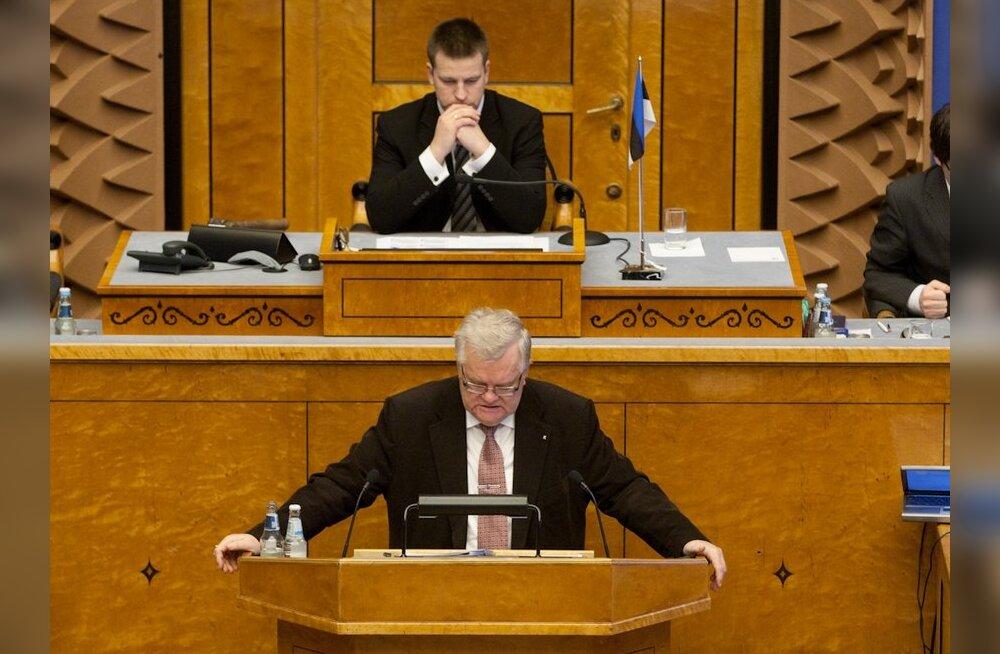 Keskerakonna omavalitsuskogu esitas kongressiks kandidaadid