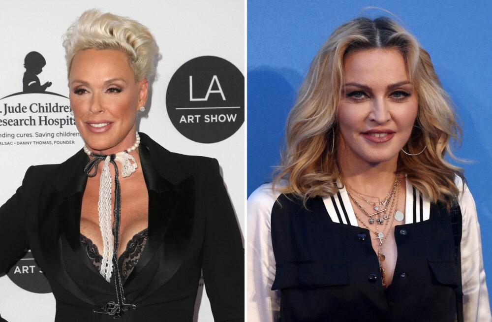 Tuntud sekspommi karm ülestunnistus: Madonna astus klubis mu jalgadele ja ma magasin kättemaksuks tema kuulsa abikaasaga